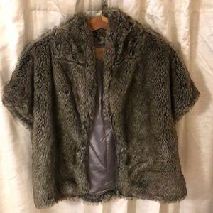 SCULLY Faux Fur Vest